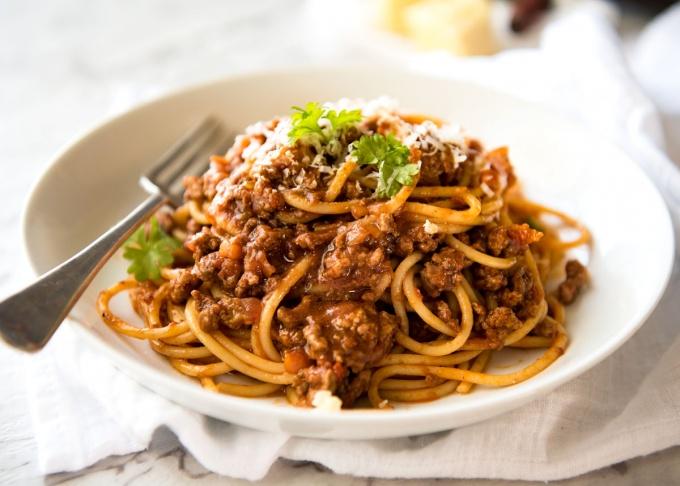 Spaghetti Alla Bolognese Irenemilito It