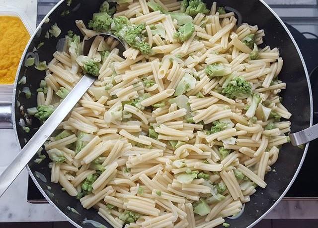 Caserecce ai broccoli