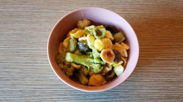 Orecchiette ai 5 gusti e broccoli neri
