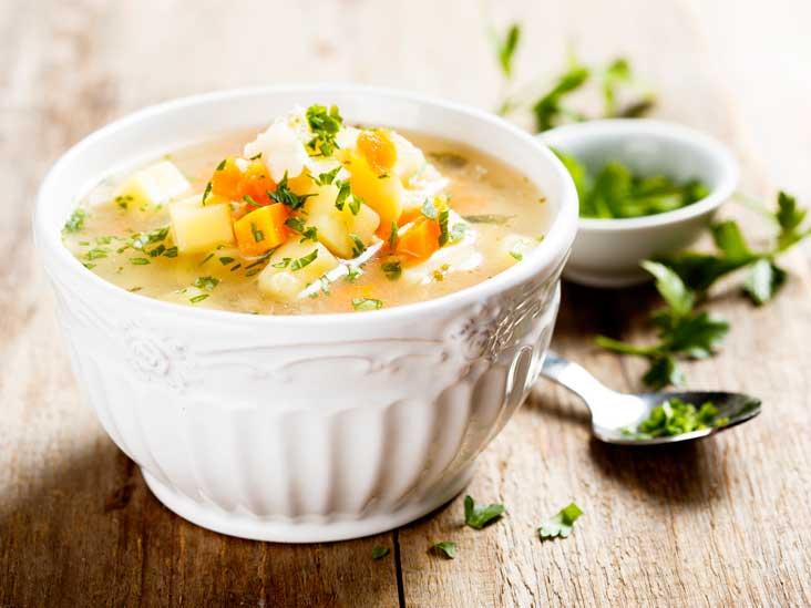 Dieta sopa quema grasa receta completa