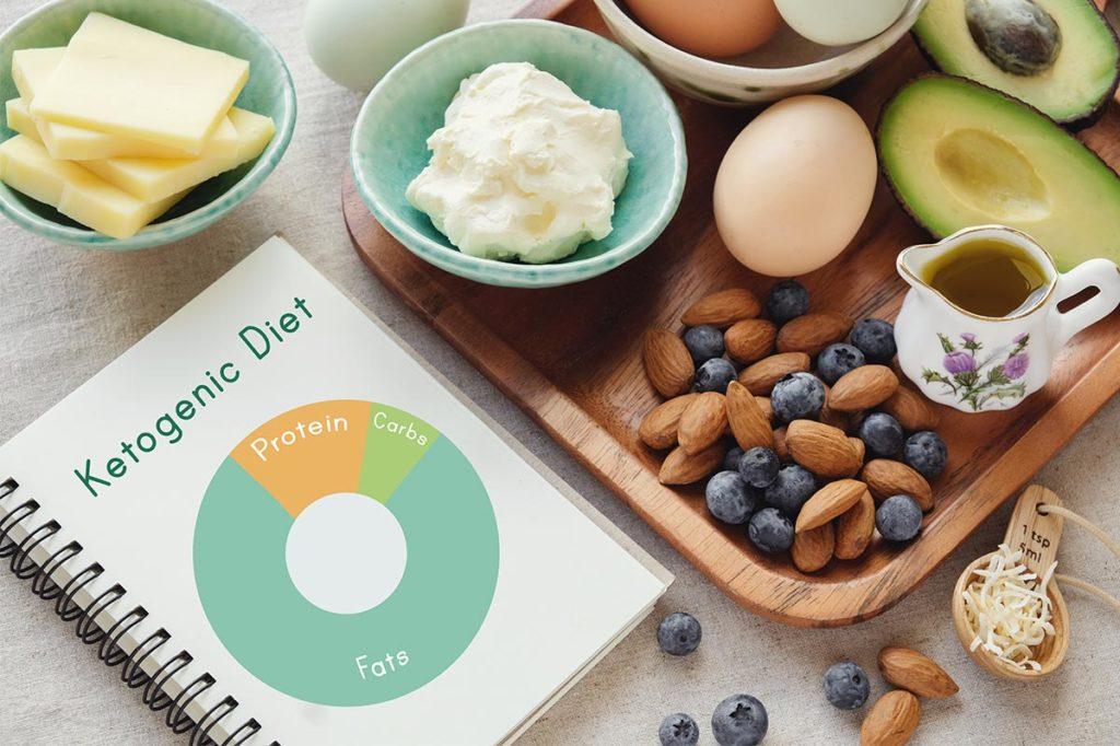benefici dietetici chetogenici dei semi di chia