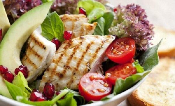 mangia con una dieta dissociata